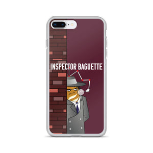 Movie The Food - Inspector Baguette - iPhone 7 Plus/8 Plus Phone Case