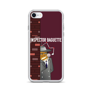 Movie The Food - Inspector Baguette - iPhone 7/8 Phone Case