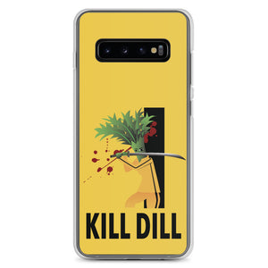 Movie The Food - Kill Dill - Samsung Galaxy S10+ Phone Case