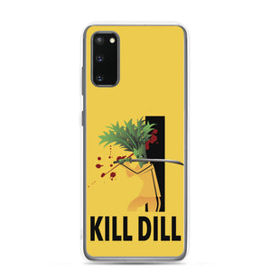 Movie The Food - Kill Dill - Samsung Galaxy S20 Phone Case