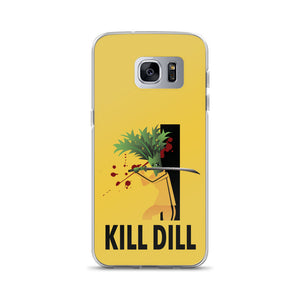 Movie The Food - Kill Dill - Samsung Galaxy S7 Edge Phone Case