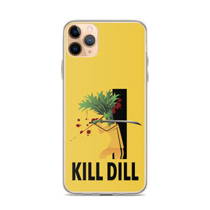 Movie The Food - Kill Dill - iPhone 11 Pro Max Phone Case