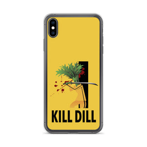 Movie The Food - Kill Dill - iPhone XS Max Phone Case