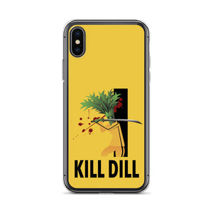 Movie The Food - Kill Dill - iPhone X/XS Phone Case
