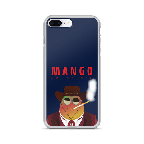 Movie The Food - Mango Unchained - iPhone 7 Plus/8 Plus Phone Case