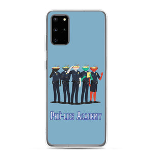 Movie The Food Pholice Academy Samsung Galaxy S20 Plus Phone Case