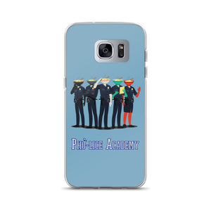 Movie The Food Pholice Academy Samsung Galaxy S7 Edge Phone Case