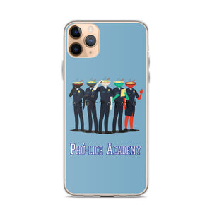 Movie The Food Pholice Academy iPhone 11 Pro Max Phone Case