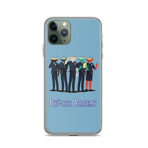 Movie The Food Pholice Academy iPhone 11 Pro Phone Case
