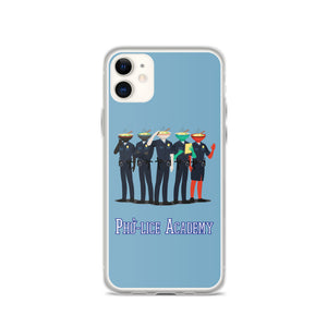 Movie The Food Pholice Academy iPhone 11 Phone Case