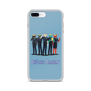 Movie The Food Pholice Academy iPhone 7 Plus/8 Plus Phone Case