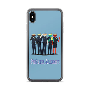 Movie The Food Pholice Academy iPhone XS Max Phone Case