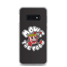 Load image into Gallery viewer, Movie The Food Round Logo Samsung Galaxy S10e Phone Case