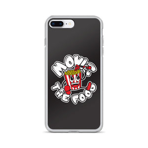 Movie The Food Round Logo iPhone 7 Plus/ 8 Plus Phone Case