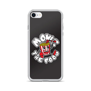 Movie The Food Round Logo iPhone 7/8 Phone Case