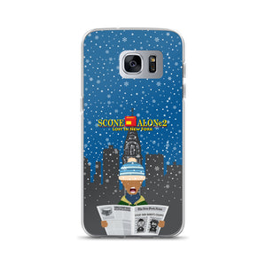 Movie The Food - Scone Alone 2 - Samsung Galaxy S7 Edge Phone Case