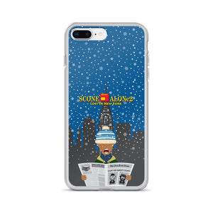 Movie The Food - Scone Alone 2 - iPhone 7 Plus/8 Plus Phone Case
