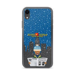 Movie The Food - Scone Alone 2 - iPhone XR Phone Case