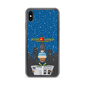 Movie The Food - Scone Alone 2 - iPhone XS Max Phone Case