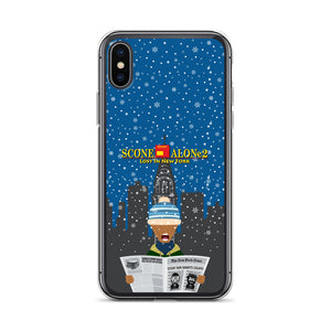 Movie The Food - Scone Alone 2 - iPhone X/XS Phone Case