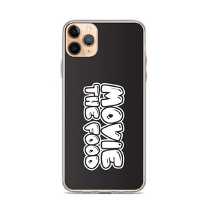 Movie The Food Text Logo iPhone 11 Pro Max Phone Case