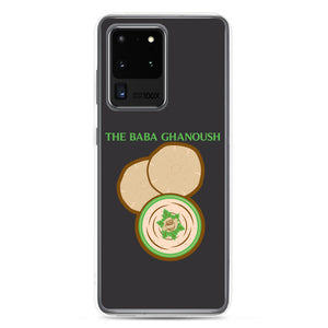 The Baba Ghanoush Phone Case