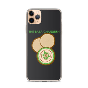 Movie The Food The Baba Ghanoush iPhone 11 Pro Max Phone Case