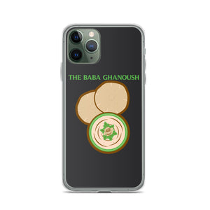 Movie The Food The Baba Ghanoush iPhone 11 Pro Phone Case