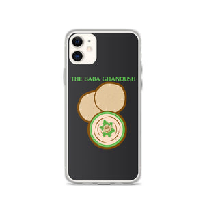 Movie The Food The Baba Ghanoush iPhone 11 Phone Case