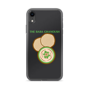 Movie The Food The Baba Ghanoush iPhone XR Phone Case
