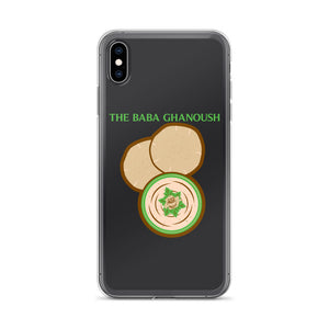 Movie The Food The Baba Ghanoush iPhone XS Max Phone Case
