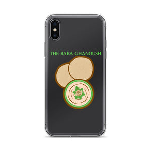 Movie The Food The Baba Ghanoush iPhone X/XS Phone Case