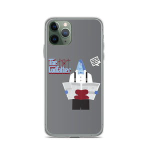 Movie The Food The Codfather iPhone 11 Pro Phone Case
