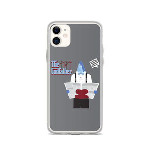 Movie The Food The Codfather iPhone 11 Phone Case
