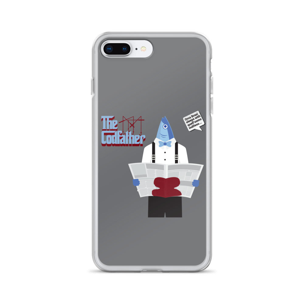 Movie The Food The Codfather iPhone 7 Plus/8 Plus Phone Case