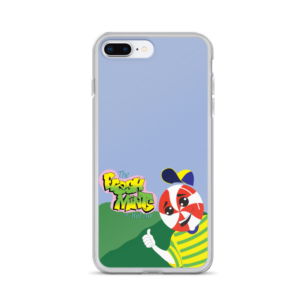 Movie The Food The Fresh Mints of Bel-Air iPhone 7 Plus/8 Plus Phone Case