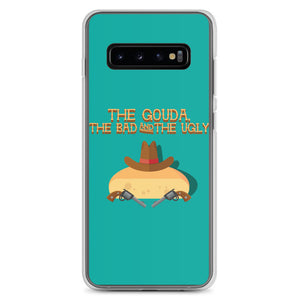 Movie The Food The Gouda, The Bad, The Ugly Samsung Galaxy S10+ Phone Case