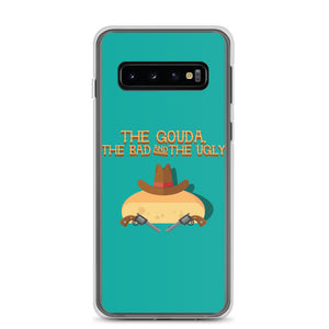 Movie The Food The Gouda, The Bad, The Ugly Samsung Galaxy S10 Phone Case