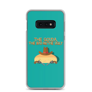 Movie The Food The Gouda, The Bad, The Ugly Samsung Galaxy S10e Phone Case