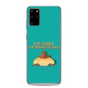 Movie The Food The Gouda, The Bad, The Ugly Samsung Galaxy S20 Plus Phone Case
