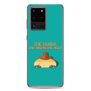 Movie The Food The Gouda, The Bad, The Ugly Samsung Galaxy S20 Ultra Phone Case