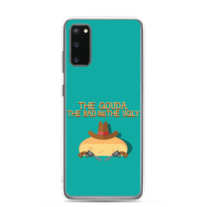 Movie The Food The Gouda, The Bad, The Ugly Samsung Galaxy S20 Phone Case