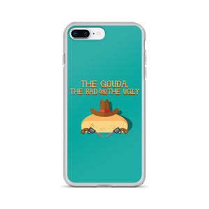 Movie The Food The Gouda, The Bad, The Ugly iPhone 7 Plus/8 Plus Phone Case