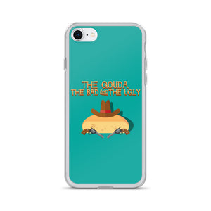 Movie The Food The Gouda, The Bad, The Ugly iPhone 7/8 Phone Case