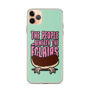 Movie The Food The People Beneath The Eclairs iPhone 11 Pro Max Phone Case