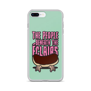 Movie The Food The People Beneath The Eclairs iPhone 7 Plus/8 Plus Phone Case