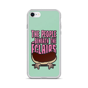 Movie The Food The People Beneath The Eclairs iPhone 7/8 Phone Case