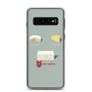 Movie The Food - V For Venfeta  -Samsung Galaxy S10 Phone Case