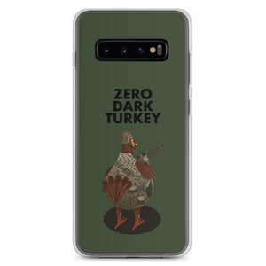 Movie The Food - Zero Dark Turkey - Samsung Galaxy S10+ Phone Case