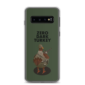 Movie The Food - Zero Dark Turkey - Samsung Galaxy S10 Phone Case
